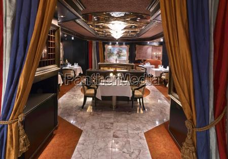 ristorante cibo stanza interno magnificenza lusso