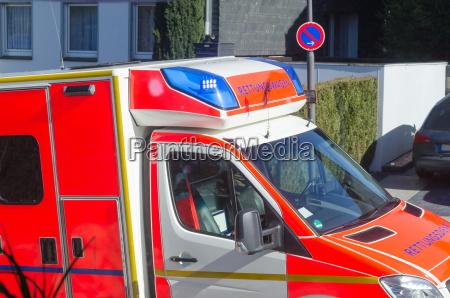 ambulanza demergenza