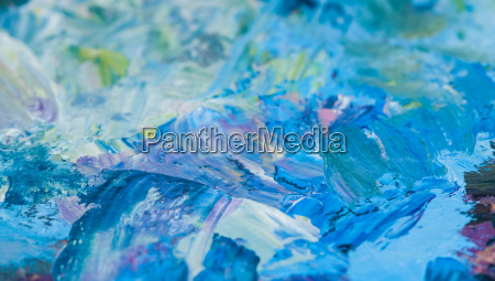 chiudere dettaglio arte colore pittura hobby