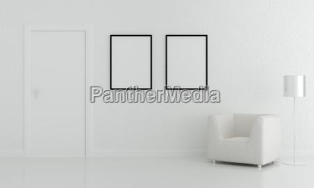 arredamento moderno interno divano decorazione lume