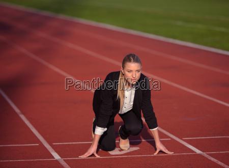 donna daffari pronto a sprint