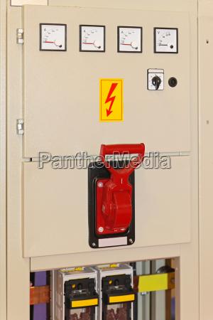 elettrico interruttore circuito circuito elettrico alimentazione