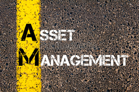 business acronym am as asset management