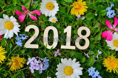 2018 anni silvester neujahr