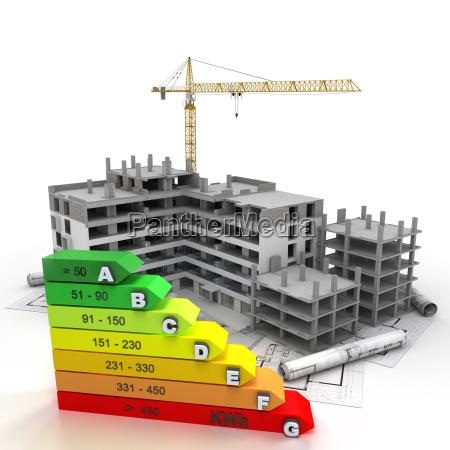edificio energetico efficiente