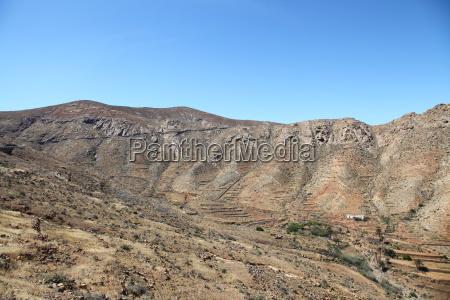 collina, montagne, canarie, paesaggio, natura, canarini - 14294999