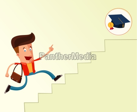 studiare studio intelligente abile giovani