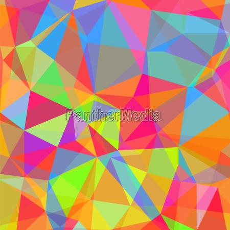 bicchiere colore piazza forma cristallo imitazione