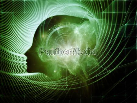 vita virtuale della geometria interna