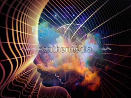 colorful geometria interna
