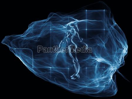 vita interiore della particella del sogno