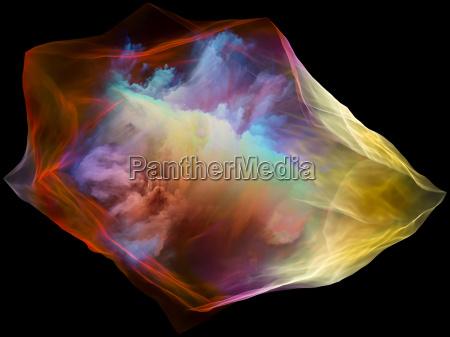 luci della mente particella