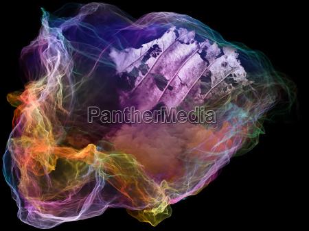 regni della particella mentale