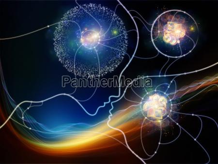 rete di pensiero digitale
