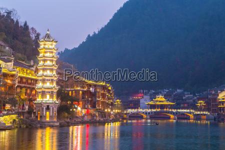 fenghuang antica citta della cina