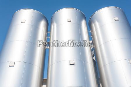 industria chimica contenitori