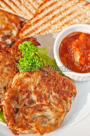 cibo cultura primo piano verde marrone