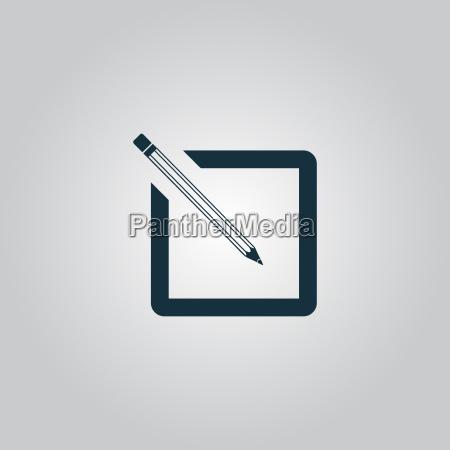 icona di registrazione semplice