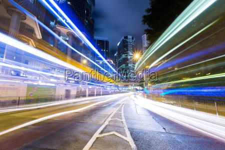 citta stile di vita moderno traffico