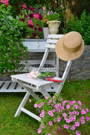 mobili estivi da giardino