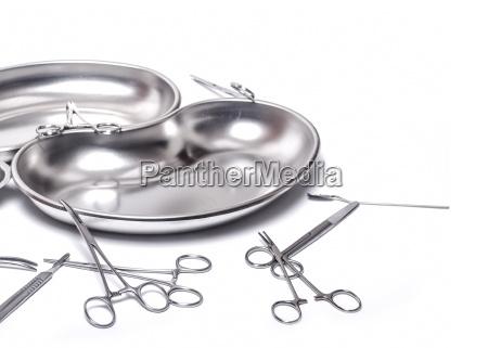 strumenti di chirurgia demergenza