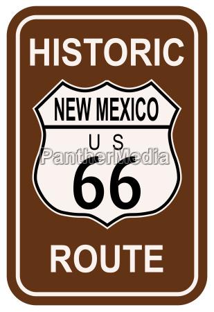 new mexico historic route 66