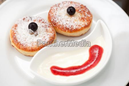 cibo dolce primo piano zucchero biscotto