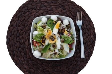 cibo cucina uova culinario sopra appetitoso