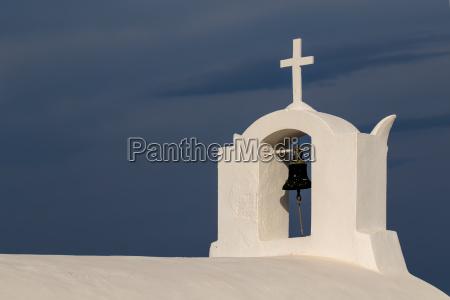 grecia cappella campana campanile pallido