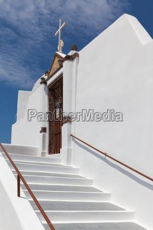 scala scale chiesa croce porta in
