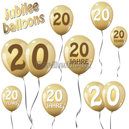 palloncini giubilari