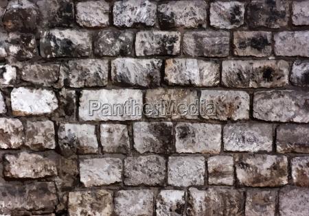 texture dei dettagli della parete di
