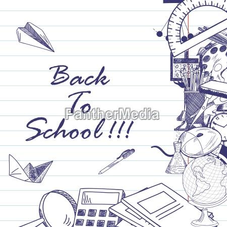 tilbage til skolen