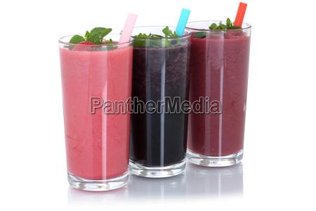 succo di smoothie con frutta milkshake