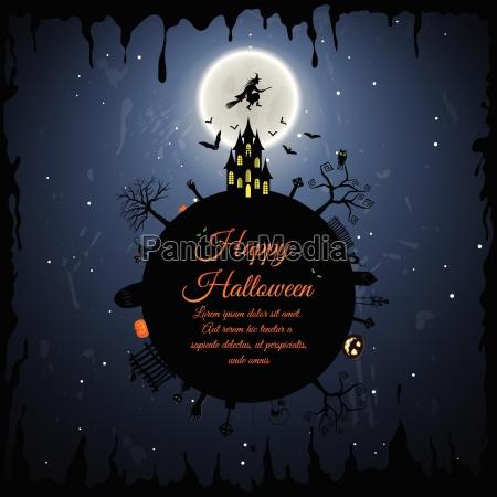 cartolina dauguri di halloween