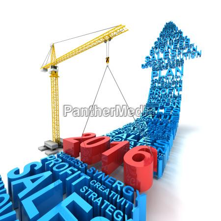 blu strategia rilasciato progettazione concetto modello