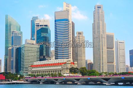 torre ufficio citta metropoli famoso moderno