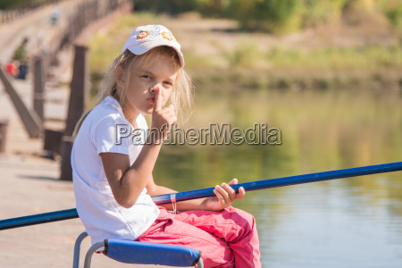 la pesca delle ragazze richiede il