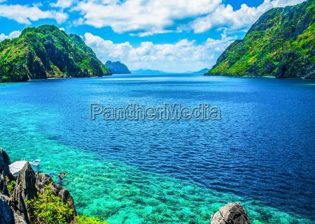 paradiso esotico avventura paesaggio natura facilitare