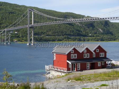 casa in legno norvegia