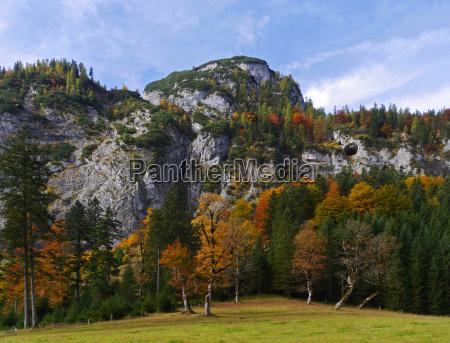 austria autunno