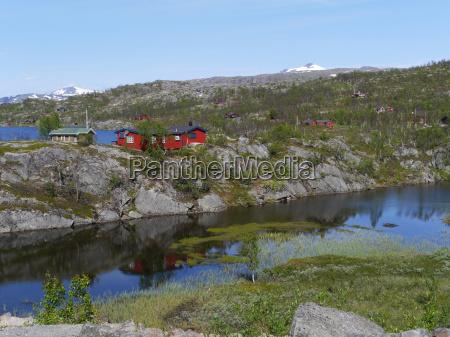 scandinavia circolo polare norvegia del nord