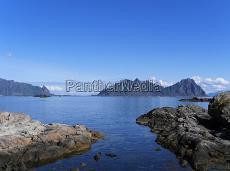 norvegia fiordo acqua salata mare oceano