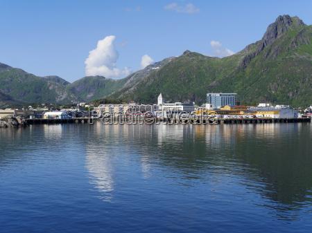 norvegia fiordo scandinavia