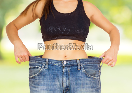 vita sottile dimagrante corpo dieta di