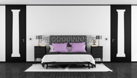 oggetti arredamento stanza letto legno interno