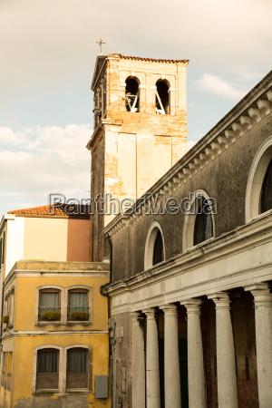 historic architecture in venice