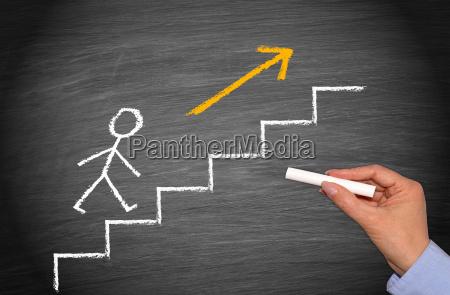 scala scale carriera con successo di