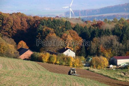 verde agricoltura campo acro semina primo