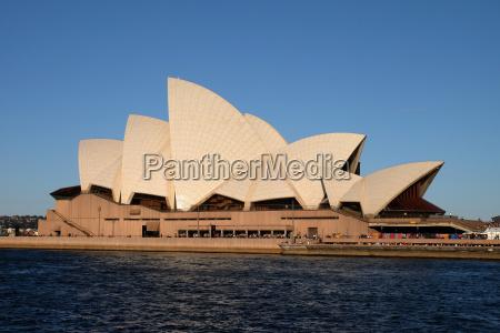 famoso australia opera teatro dellopera metropoli